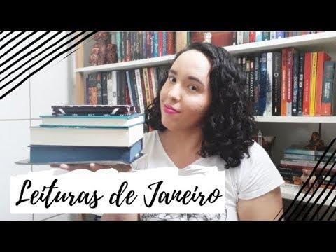 Leituras de Janeiro (2019) + SORTEIO | Um Livro e Só