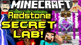 Minecraft SCIENCE LAB! Amazing 1.8 Creations&Builds!