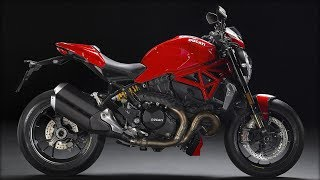 9. Hot News 2017 Ducati Monster 1200R Price & Spec