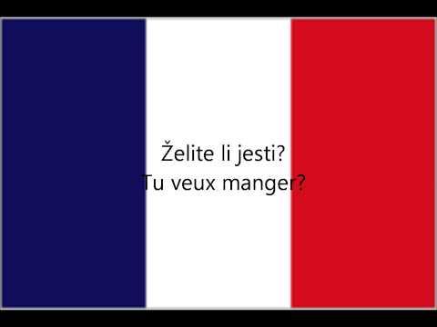 Saznajte Francuski: 100 Francuski Fraze za Početnike