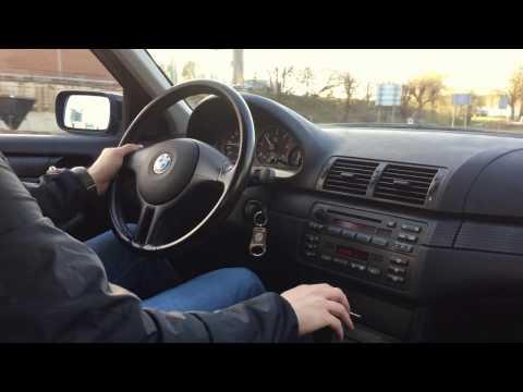 BMW E46 320d Short City Drive