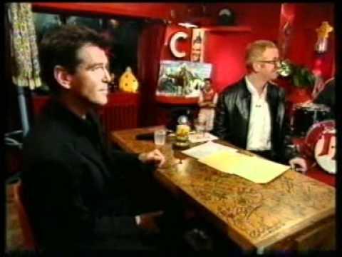TFI Friday - Chris Evans interviews Pierce Brosnan - 1999 - Part 1