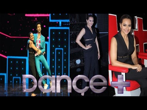 Dance Plus 2 | Sonakshi Sinha PROMOTES Akira On Th