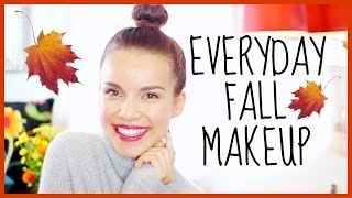 My Everyday Fall Makeup Routine!