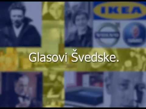 Glasovi Švedske
