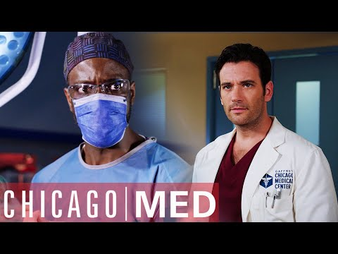 Dr Rhodes Gets Disciplined During Dangerous Surgery | Chicago Med