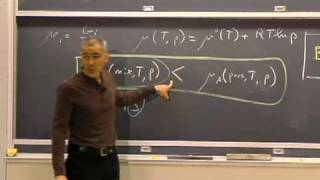 Lec 15 | MIT 5.60 Thermodynamics&Kinetics, Spring 2008