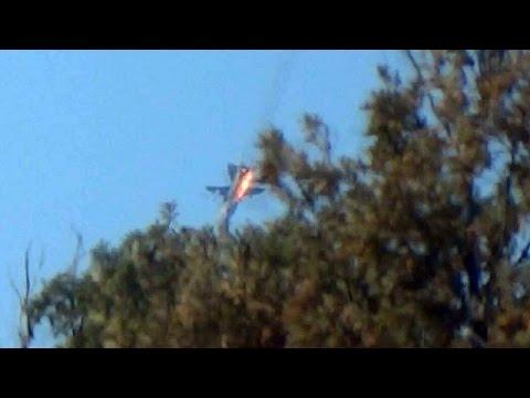 Düşürülen Rus uçağının pilotu konuştu