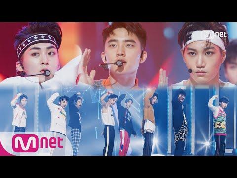 [EXO - Power] KPOP TV Show | M COUNTDOWN 170914 EP.541 (видео)
