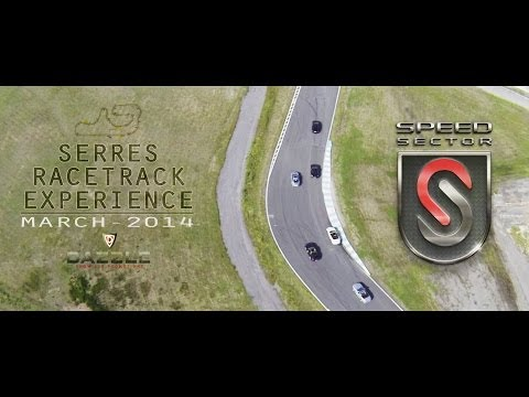 SpeedSector Racetrack Experience - sponsored by Dazzle