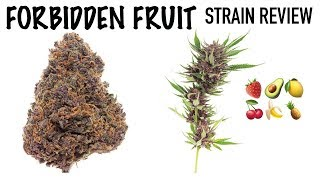 Strain Review Saturday Ep 2: Forbidden Fruit by The Cannabis Connoisseur Connection 420