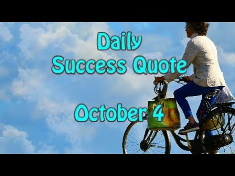 Success quotes - Daily Success Quote October 4  Motivational Quotes for Success in Life