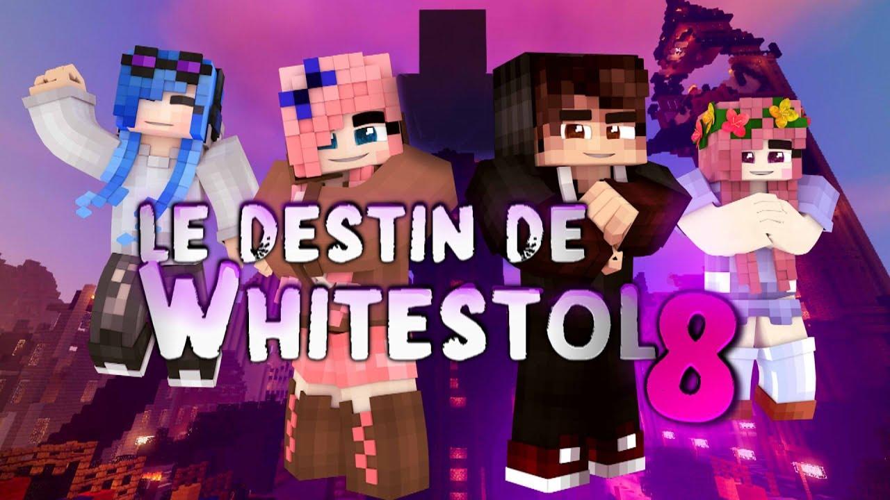 La destin de Whitestol 8
