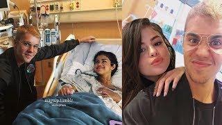 Video Justin Bieber Visited Selena Gomez After Kidney Transplant MP3, 3GP, MP4, WEBM, AVI, FLV Juni 2018