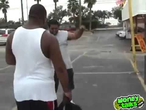 Kimbo Slice NEW Street Fight 2012
