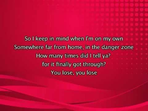 Kanye West - Love Lockdown [with lyrics]