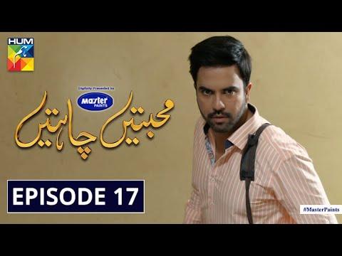 Mohabbatain Chahatain Episode 17 | Digitally Presented By Master Paints | HUM TV Drama | 23 Feb 2020