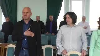 54 сесія Ніжинської міської ради VII скликання 24.04.2019