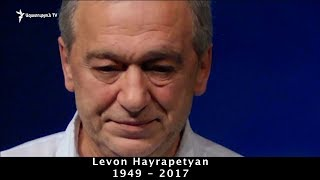 Armenian Businessman and Philanthropist Levon Hayrapetyan Dies in Russian Prison