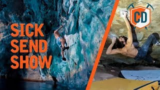 DWS Cave Solo + Bouldering ACTION   Climbing Daily Ep.1629 by EpicTV Climbing Daily