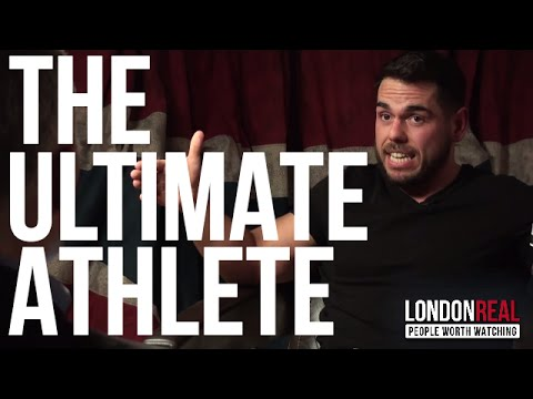 THE ULTIMATE ATHLETE - Ross Edgley on London Real (видео)