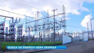 Quedas de energia causam transtornos para moradores de Marília