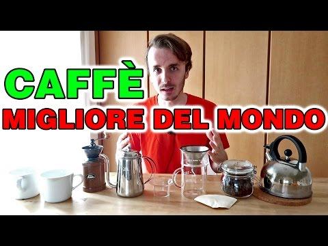 IL CAFFÈ MIGLIORE DEL MONDO!! - GUARDATE!