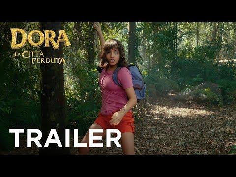 Preview Trailer Dora e la città perduta, trailer ufficiale italiano