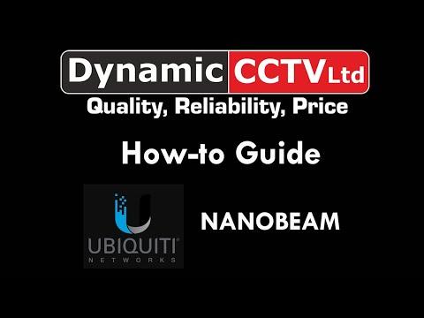 tech - UBIQUITI - Nanobeam