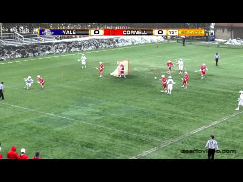 Henry Guild Scores First Collegiate Goal