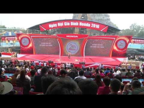 Full Buổi Lễ Ngày hội gia đình Honda Việt Nam