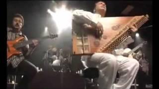 Hotel California instrumental on Kanun Video