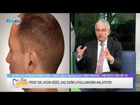 Saç Ekimi - Prof. Dr. Aydın Gözü