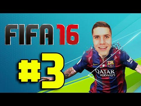 Fifa 16 - Be a Pro #3 [CZ] [FullHD]