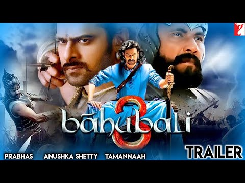 Bahubali 3 Official Trailer | Prabhas | Tamannah Bhatiya | SS Rajamouli | 2021 Movie