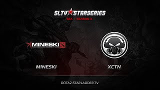 Execration vs Mineski, game 1