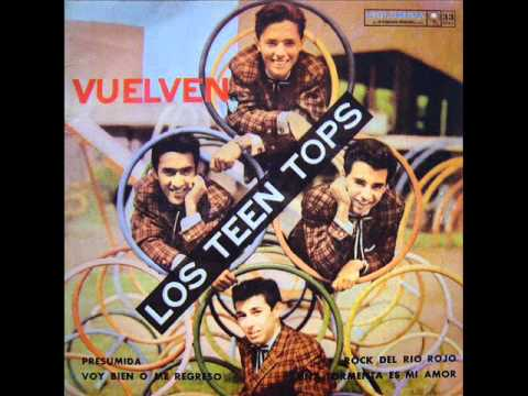 LOS TEEN TOPS - POPOTITOS