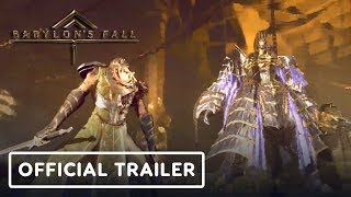Babylon's Fall - Gameplay Trailer by IGN