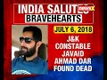 India salutes martyred Bravehearts - Video
