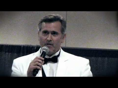 Bruce Campbell in NYC Part 1