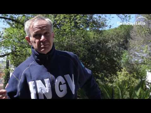 Carlo Doglioni (INGV) al Villaggio per la Terra
