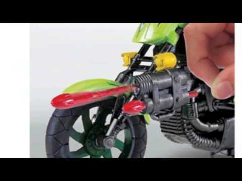 Video New YouTube  video for the Rippin Rider