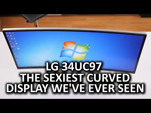 LG 34UC97 34