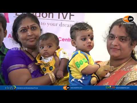 London IVF  Hospital 2nd Anniversary Celebrations in Visakhapatnam