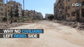 Muslim Eye with On the Ground News | Civilians remain in Aleppo