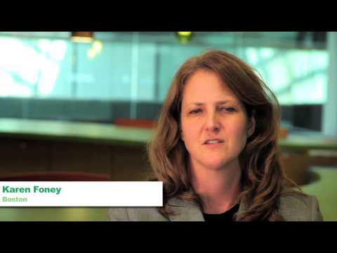Manulife Financial Workplace Transformation