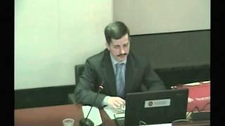"Oleksiy Semenii at the University ""La Sapienza"" - Ukrainian Crisis 2013-2014"