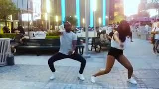 Olamide - Wo (Dance Video) Dancers: @brownskinval @meka_oku.