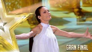 """Solange Freyre emociona con su versión de """"No llores por mí Argentina"""""""