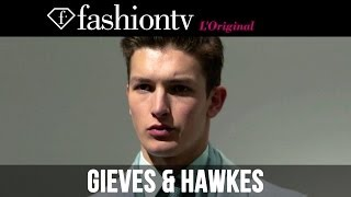 Gieves&Hawkes Men Spring/Summer 2015 | London Collections: Men | FashionTV
